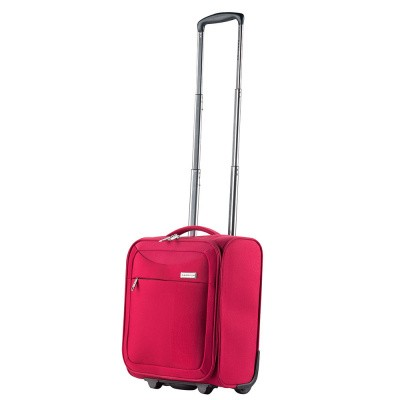 CarryOn Trolley 42cm Underseat AIR Rood