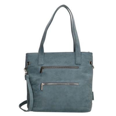 Shopper/Schoudertas Beagles Viamaizo 18692 Jeansblauw