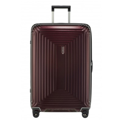 Foto van Koffer Samsonite Neopulse DLX Spinner 75 Matte Port