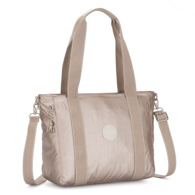 Shopper Kipling Asseni S Metallic Glow