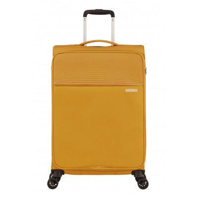 Foto van Koffer American Tourister Lite Ray Spinner 69 golden yellow