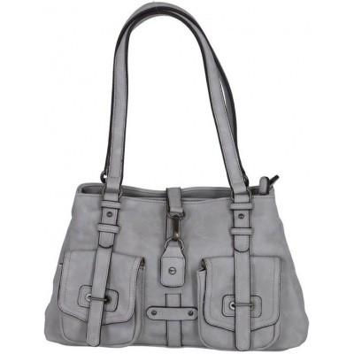 Foto van Tamaris Bernadette Shopping Bag Light Grey
