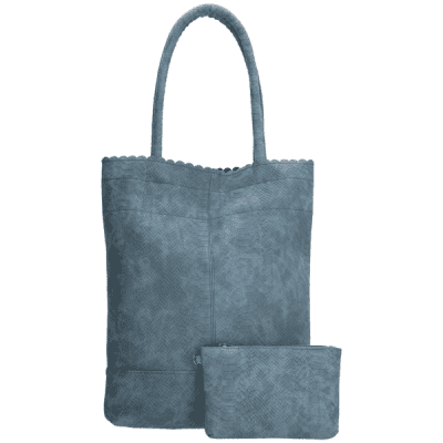 Shopper Beagles Corbera 16602 Blauw
