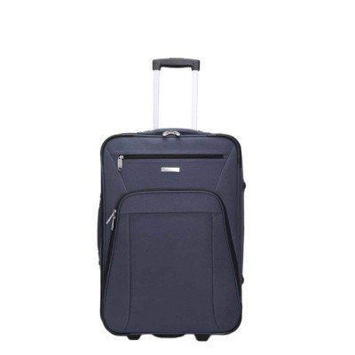 Koffer Decent Basic Line Trolley 54 Donker Blauw