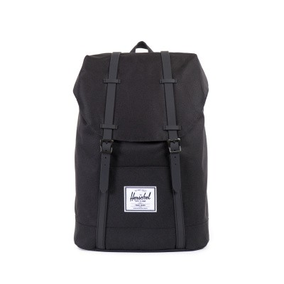 Foto van Herschel Retreat Black Black
