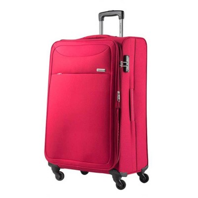 Foto van CarryOn Trolley 77cm AIR Cherry Red