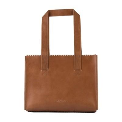 Myomy My Paper Bag Handbag Hunter Waxy Cognac