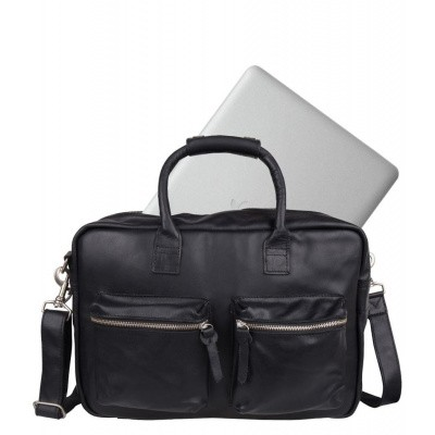 Foto van Cowboysbag The College Bag Black