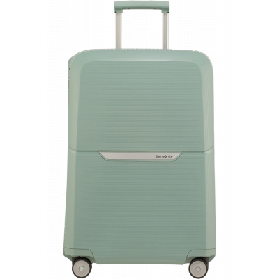 Foto van Koffer Samsonite Magnum Spinner 69/25 Dusty Green