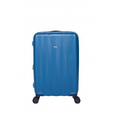 Koffer Jump Tanoma PP Ultralight Trolley 65 Exp Blue Petro