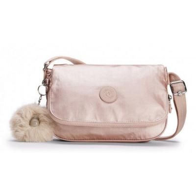 Foto van Kipling Earthbeat S shoulderbag (across body) Roze