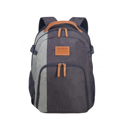 Samsonite Rewind Natural Backpack L Expandable river blue