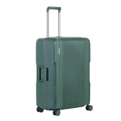 Foto van Koffer CarryOn Protector 4 Wiel 66 CM Green