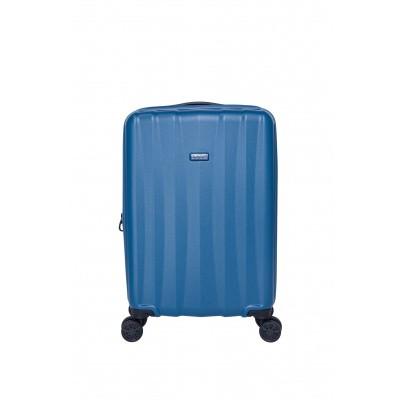 Foto van Handbagage Jump Tanoma PP Ultralight Trolley 55 Exp Blue Petro