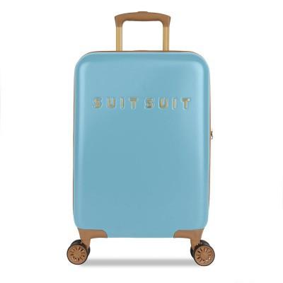 Koffer SuitSuit Fab Seventies 55 cm Handbagagekoffer Reef Water Blue