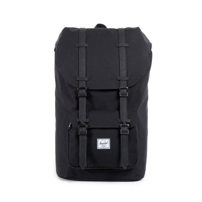 Herschel Little America Black Black