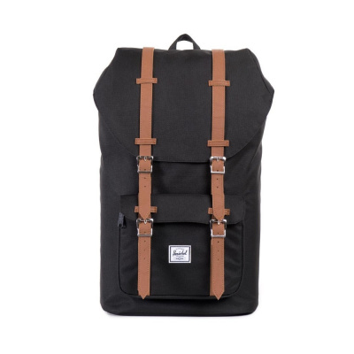 Rugtas Herschel Little America Black