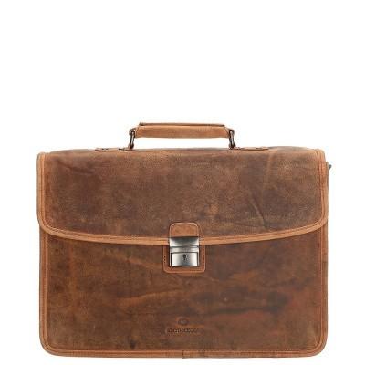 Laptop/Business tas Oklahoma Micmacbags-006 Bruin