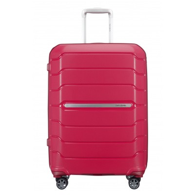 Samsonite SPINNER 68/25 EXP GRANITA RED