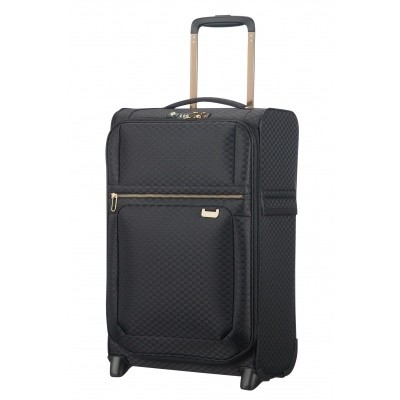 Foto van Samsonite UPLITE UPRIGHT 55/20 LENGTH 35 CM BLACK/GOLD