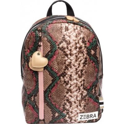 Rugtas Zebra 235006 Wild Snake pink/petrol M