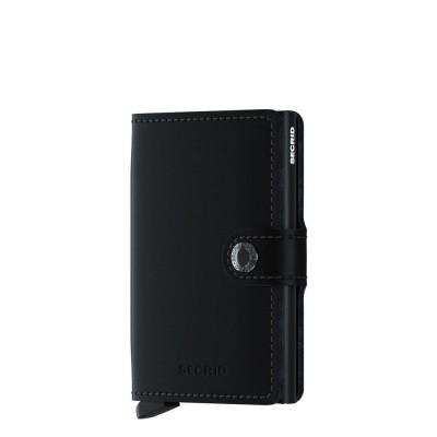 Miniwallet Secrid Matte Black