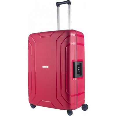 Foto van Carry On Steward Trolley 75 cm Red