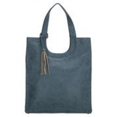 Foto van Shopper Tess Enrico Benetti 66451030 Jeans-Blauw