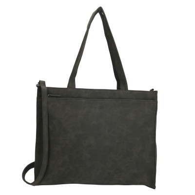 Shopper Beagles 17613 Zwart