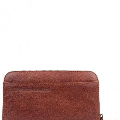 Foto van Cowboysbag The Purse 1304 Cognac