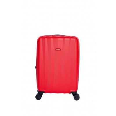 Foto van Handbagage Jump Tanoma PP Ultralight Trolley 55 Rouge