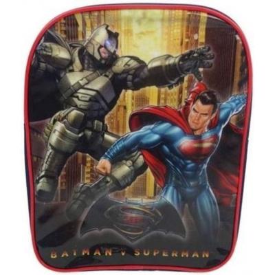 Foto van Kinderrugtas Batman VS Superman Blauw