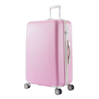 Koffer Decent Star-Maxx Trolley 76 Pastel Pink