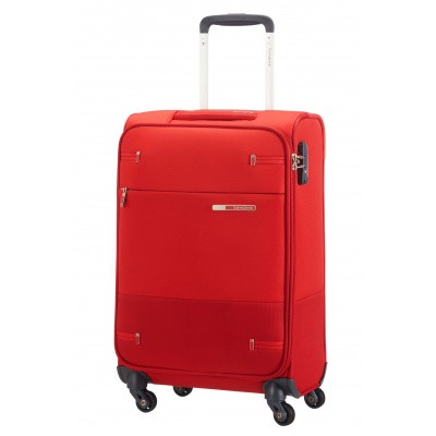 Foto van Samsonite BASE BOOST SPINNER 55/20 LENGTH 35CM RED