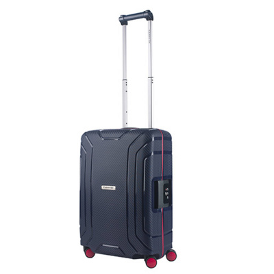 Foto van Carry On Steward Trolley 55 cm Blaauw