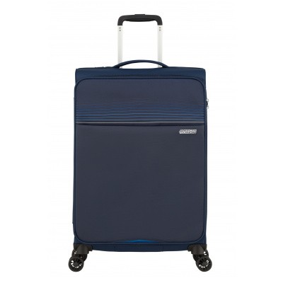 Koffer American Tourister Lite Ray Spinner 69 Midnight Navy