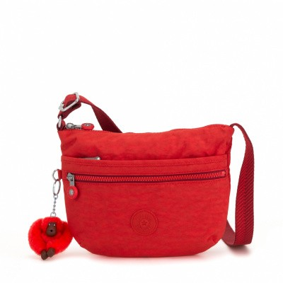 Kipling Arto S Active Red