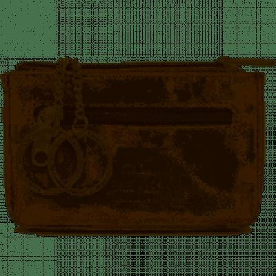 Sleuteletui Bear Design Grijs