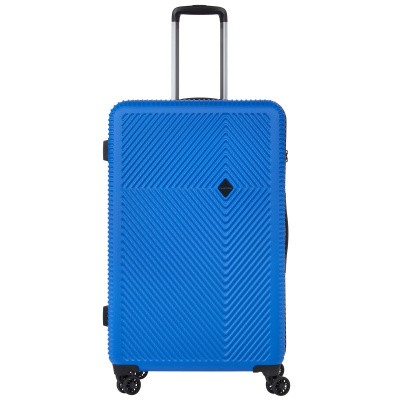 Foto van Koffer Carry On 77 cm Connect Blue