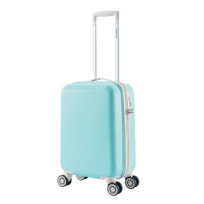 Foto van Handbagage Koffer Decent Star-Maxx Trolley 55 Pastel Green
