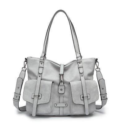 Tamaris Bernadette Shopping Bag Light Grey