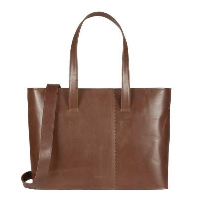 Hand/Schoudertas MY PAPER BAG Wrapped Workbag-hunter waxy original 2133