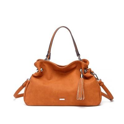 Tamaris Gweny Shoulder Bag Cognac