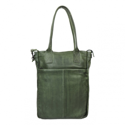 Shopper / schoudertas Bear Design Becky CP1767 Groen