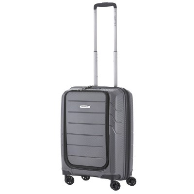 CarryOn Trolley 55cm Mobile Worker Grey