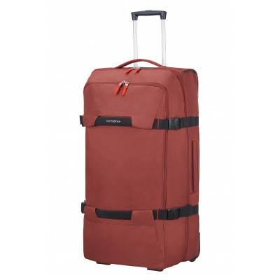 Foto van Duffel Samsonite Sonora Wheels 82 Barn Red