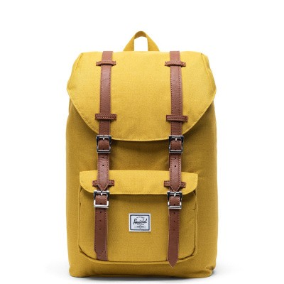 Foto van Rugtas Herschel Little America Mid Volume Arrowwood Crosshatch