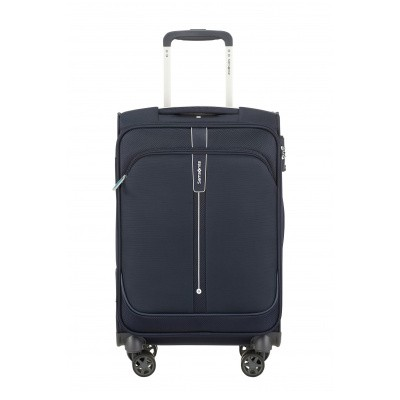 Samsonite PopSoda Spinner 55 length 35 dark blue