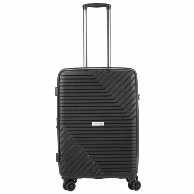 Foto van Koffer Carry On 65 cm Transport Black