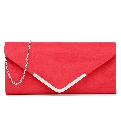 Foto van Tamaris Brianna Clutch Bag chili Matt
